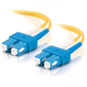 C2G 11214 Fiber Optic Duplex Patch Cable