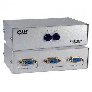 QVS CA298-2P VGA Switch