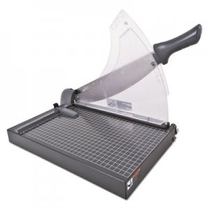 Swingline SWI98150 Heavy-Duty Low Force Guillotine Trimmer, 40 Sheets, Metal Base, 10 1/2 x 17 1/2