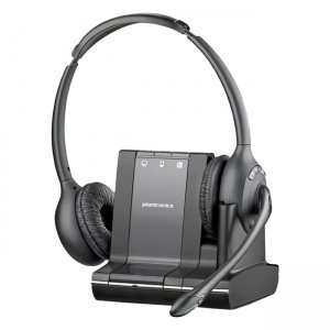 Plantronics 84004-01 Over-the-head, Binaural (Microsoft) W720-M