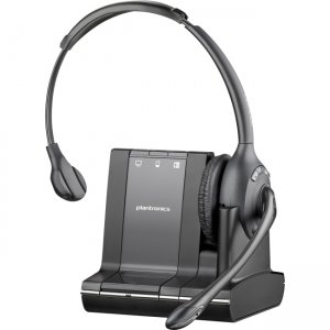 Plantronics 84003-01 Over-the-head, Monoaural (Microsoft) W710-M
