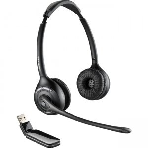 Plantronics 84008-01 Over-the-head, Binaural (Microsoft) W420-M