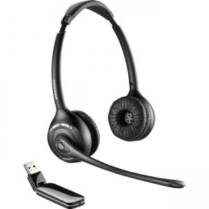 Plantronics 84008-03 Over-the-head, Binaural (Standard) W420