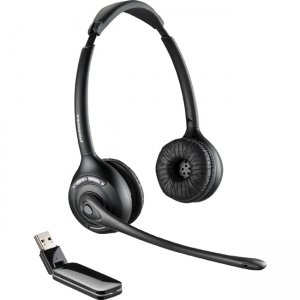 Plantronics 84007-03 Over-the-head, Monaural (Standard) W410