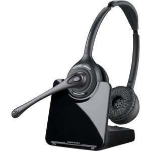 Plantronics 84692-11 Over-the-head Binaural CS520