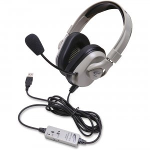 Califone HPK-1010 Titanium Headset