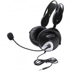 Califone 4100AVT 4100 Headset with To Go Plug