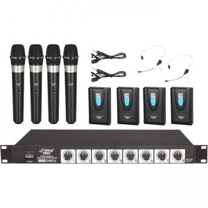 PylePro PDWM8700 Wireless Microphone System
