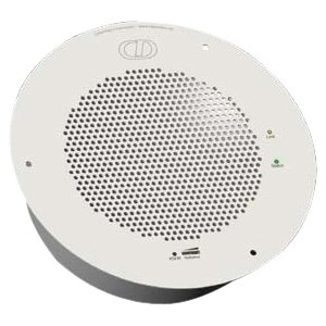 CyberData 011104 Syn-Apps Enabled VoIP V2 Ceiling Speaker