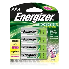 Energizer UNH15BP-4 Universal General Purpose Battery