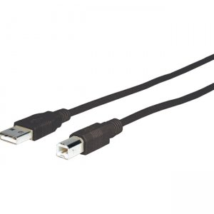 Comprehensive USB2-AA-15ST USB 2.0 A to A Cable 15ft