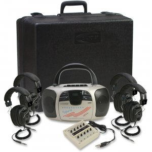 Califone 1776PLC Multimedia Player Kit