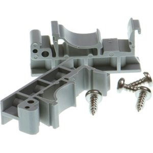 Brainboxes MK-048 Din-Rail Mounting Kit for 2 Port ES/US - Retail Pack