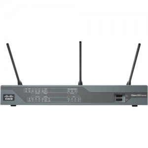 Cisco C892FSP-K9 Gigabit Ethernet Security Router with SFP 892FSP