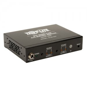 Tripp Lite B140-202 DVI over Cat5 2x2 Matrix Switch, 2-Port