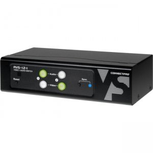 Connectpro AVS-12-I AVS Audio/Video Switchbox