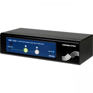 Connectpro VSC-102 2-Port Switchable Video Split Amplifier