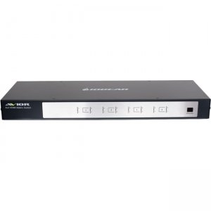Iogear GHMS8044 4x4 HD Audio/Video Matrix Switch with RS-232
