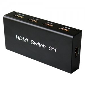 4XEM 4XHDMISW5X1 5 Port HDMI Switch