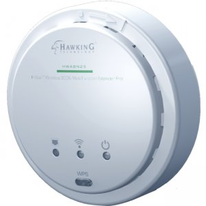 Hawking HWABN25 Hi-Gain Wireless-300N Multi-Function Extender Pro