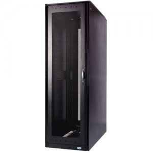 "Eaton ETN-ENC422442SB S-Series Rack: 42U, 24""W, 42""D With Side Panels"