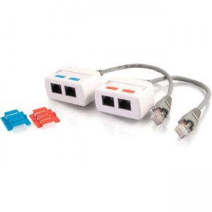 C2G 37049 RJ45 Network Splitter/Combiner Kit