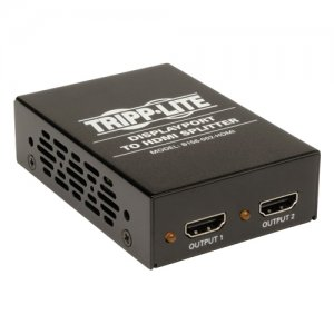 Tripp Lite B156-002-HDMI Displayport to 2 X HDMI Splitter - 2 Port