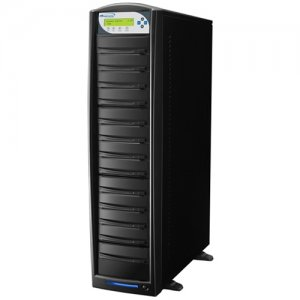 Vinpower Digital BD-PIO-13-BK SharkBlu SATA Blu-ray/DVD/CD Tower Duplicator - Pioneer 12x