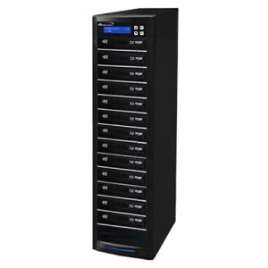 Vinpower Digital ECON-S13T-BD-BK Econ Series SATA Blu-Ray/DVD/CD Tower Duplicator