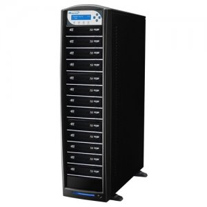 Vinpower Digital SHARKNET-13T-BD-BK SharkNet Blu-ray / DVD / CD Network Duplicator