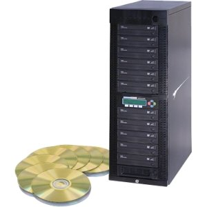 Kanguru NET-DVDDUPE-S11 11 Target, 24x Network DVD Duplicator with Internal Hard Drive