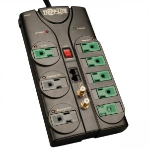 Tripp Lite AV88SATG ECO-SURGE Energy-Saving Surge Suppressor