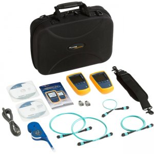 Fluke Networks MFTK1200 MultiFiber Pro Testing Base Kit