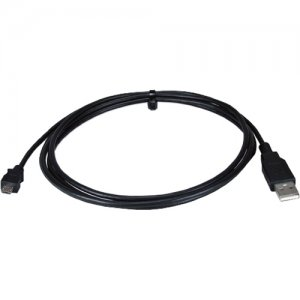 QVS USB2P-1M 1-Meter Micro-USB Sync & 2.1Amp Charger Cable for Smartphone & Tablet