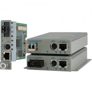 Omnitron Systems 8900N-0-A iConverter Transceiver/Media Converter