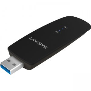 Linksys WUSB6300 Wi-Fi Wireless AC Dual-Band AC1200 USB Adapter