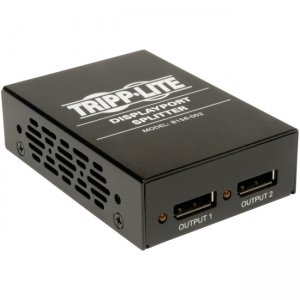 Tripp Lite B156-002 Displayport Multi-Display Splitter/Expander - 2 Port