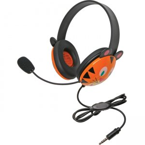 Califone 2810-TTI Listening First Headset with To Go Plug