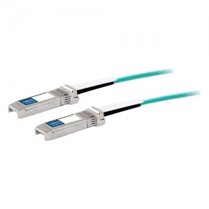 AddOn SFP-10G-AOC10M-AO Fiber Optic Network Cable