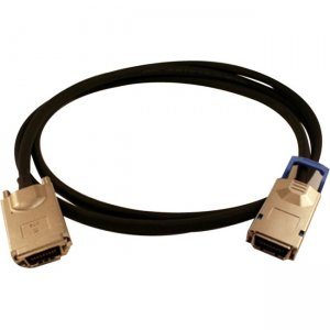ENET 444477-B22-ENC 1M 10GBase-CX4 PATCH CABLE COMPATIBLE-Ejector style latch