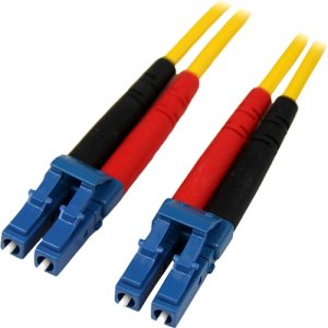 StarTech.com SMFIBLCLC10 10m Single Mode Duplex Fiber Patch Cable LC-LC