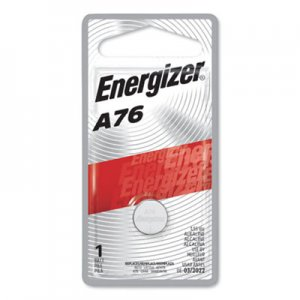 Energizer EVEEPX76BPZ Watch/Electronic Battery, SilvOx, EPX76, 1.5V, MercFree