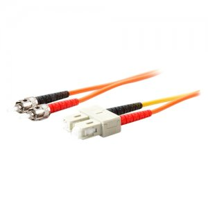 AddOn ADD-MODE-STSC5-1 1m Fiber Optic Mode Conditioning Patch Cable (MMF to SMF)