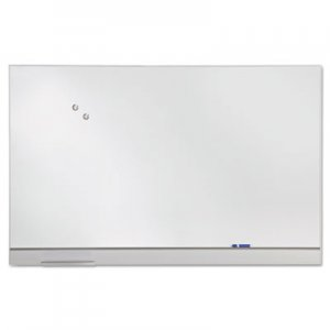 Iceberg ICE31260 Magnetic Dry Erase Board, Coated Steel, 72 x 46, Aluminum Frame