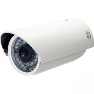 LevelOne FCS-5052 3-Megapixel Day/Night PoE Outdoor Network Camera