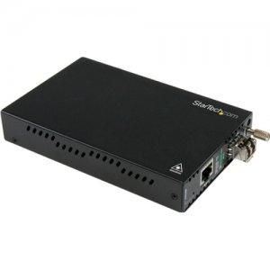 StarTech.com ET91000LCOAM OAM Managed Gigabit Ethernet Fiber Media Converter