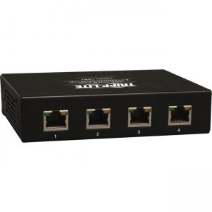 Tripp Lite B132-004-2 VGA over Cat5 Extender 4-Port Transmitter