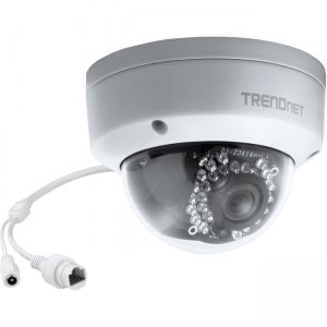 TRENDnet TV-IP311PI Outdoor 3 MP PoE Dome Day/Night Network Camera