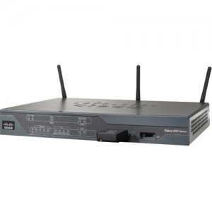 Cisco C881-K9 Ethernet Security Router 881