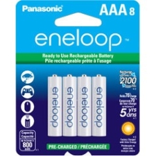 Panasonic BK-4MCCA8BA eneloop General Purpose Battery